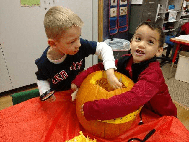 Fossils and Snakes and Pumpkins… Oh My