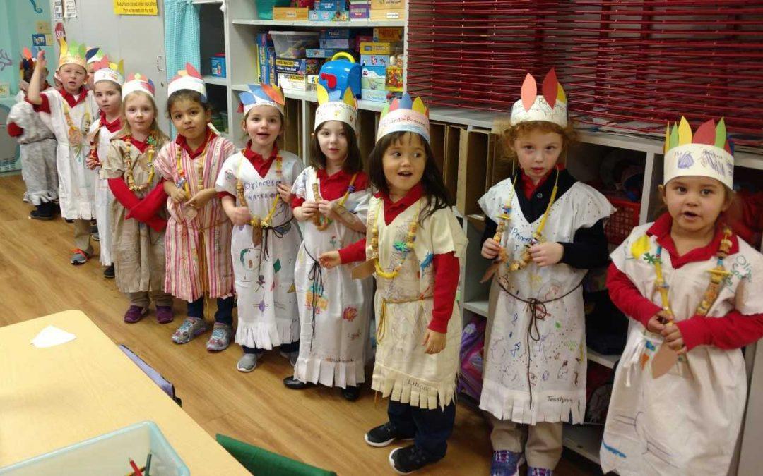 Pre-School Thanksgiving